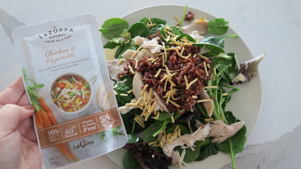 what I ate weight loss wednesday lunch